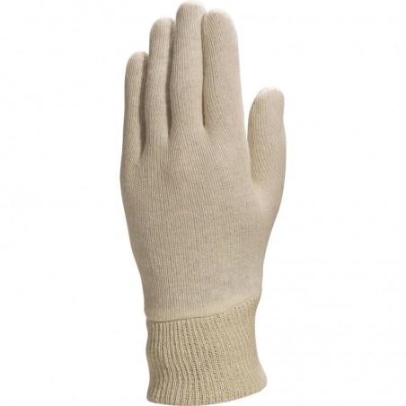 Luva de algodão Interlock