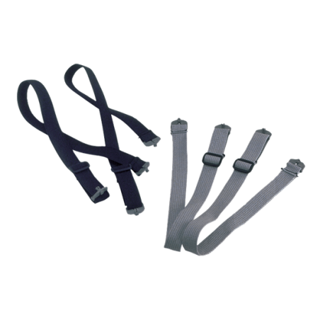 Elastic 2-Point Chinstrap