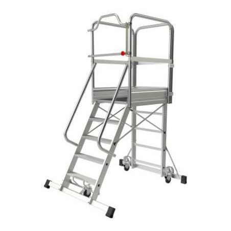 Maintenance Platform Single Ladder 820 MM