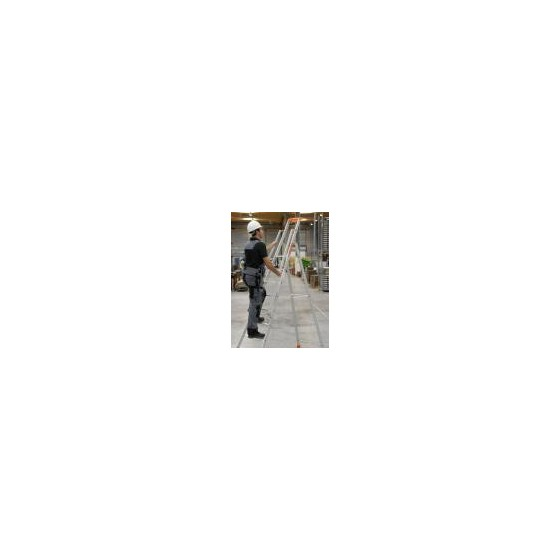 Stepladder with handrail MP PRO