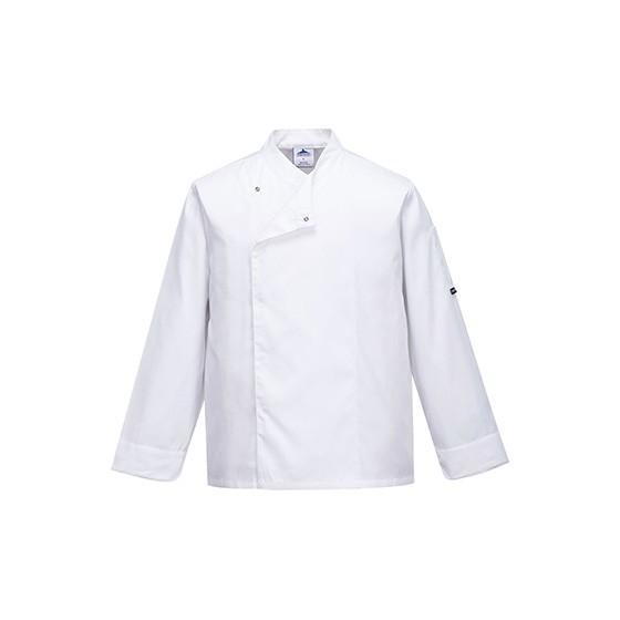 Jaleca Chefs Cross-Over C730