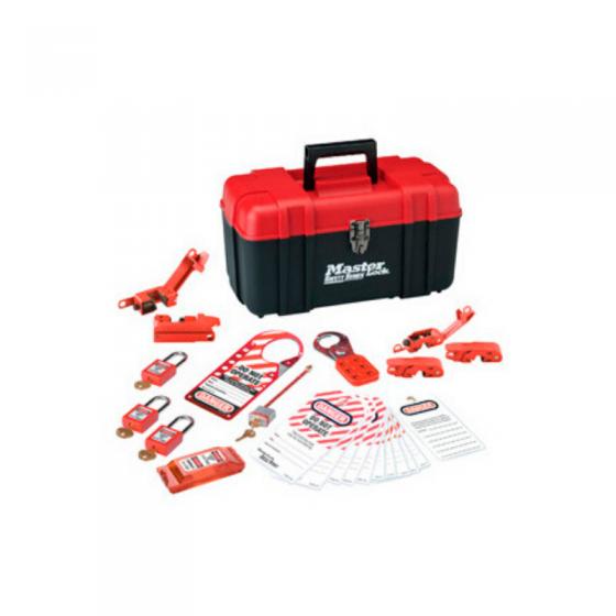 Electrical Kit of Padlocks and Locks