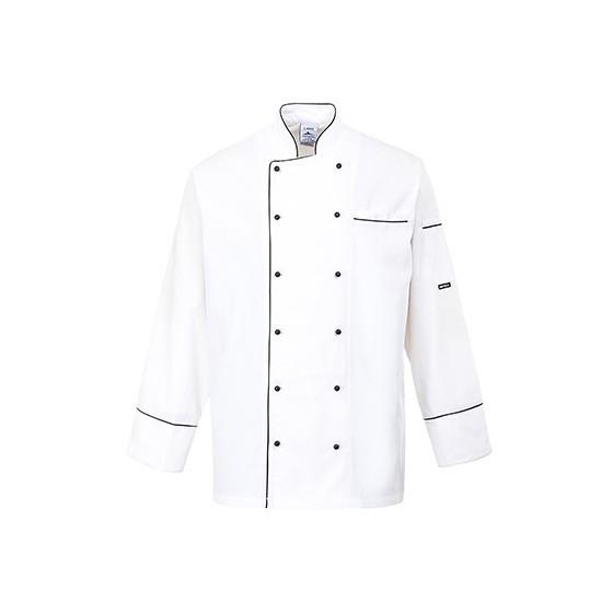 Cambridge Chefs Jacket 100% Cotton C775