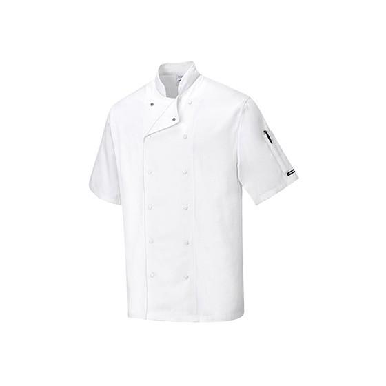 Aberdeen Chefs Jacket 100% Cotton C774