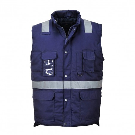 The Iona Padded Vest F414