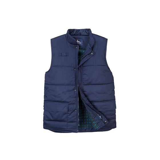 Aran Padded Waistcoat S410