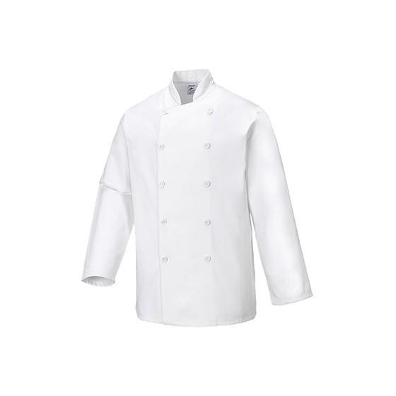 Sussex Chefs Jacket 100% Cotton C836