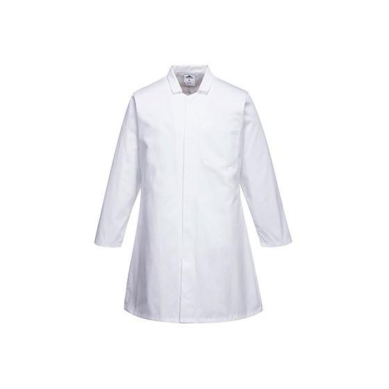 Men's Food Coat with One Pocket 2202