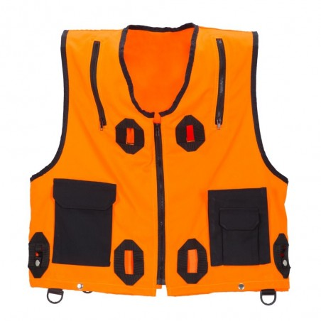 Waistcoat with safety harness VS-030