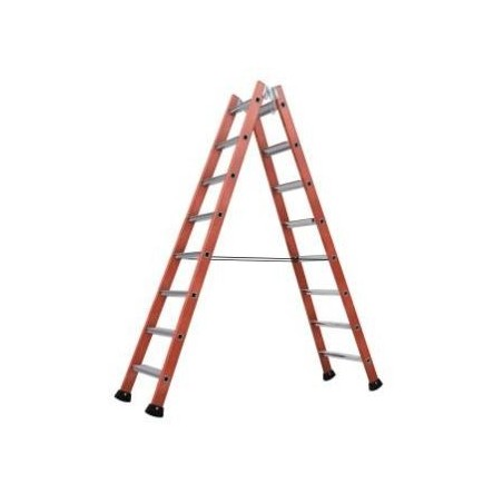 Isolated Double Ladder