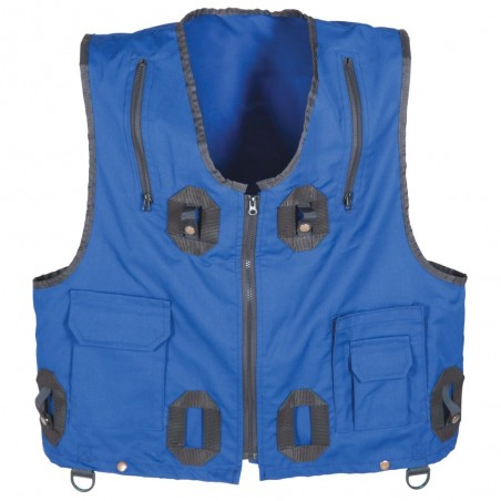 Waistcoat with safety harness VS-031