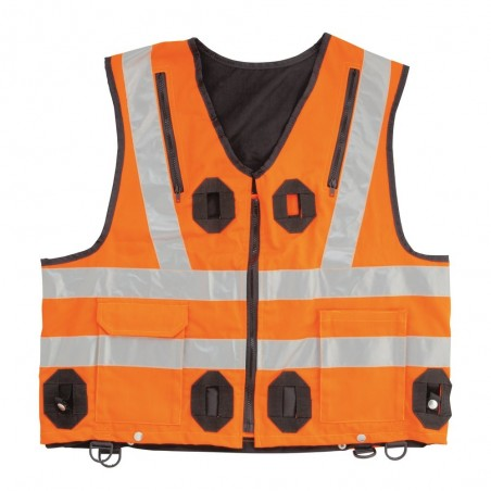 Waistcoat with safety harness VS-032