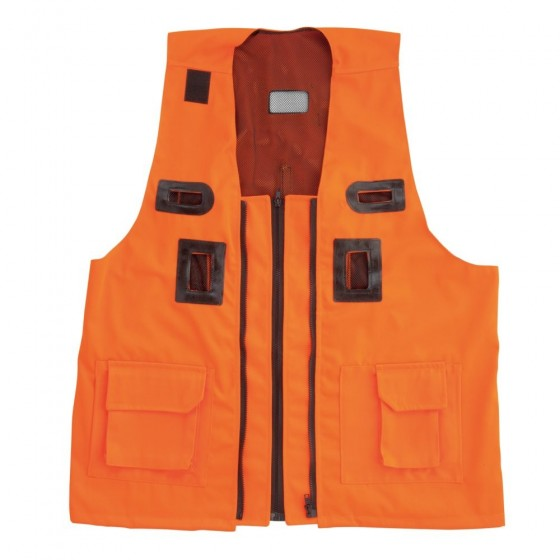 Waistcoat with safety harness VS-041