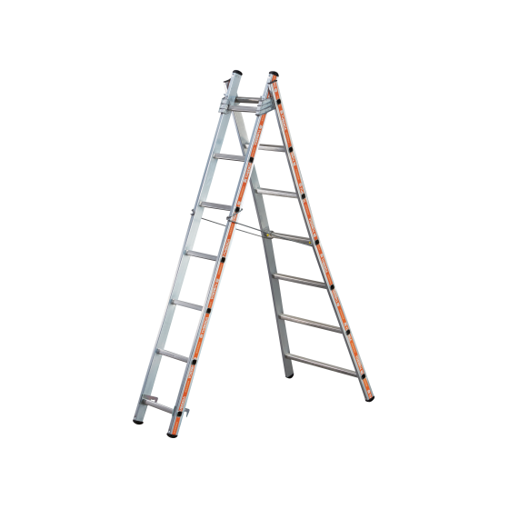 Pronor Combination 2 Sections Ladder