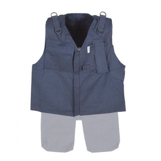 Waistcoat with safety harness VS-070