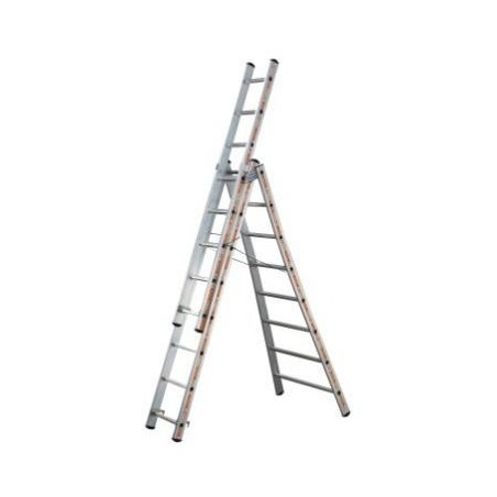 Pronor Combination 3 Sections Ladder