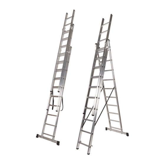 Ladder Classik 3 sections