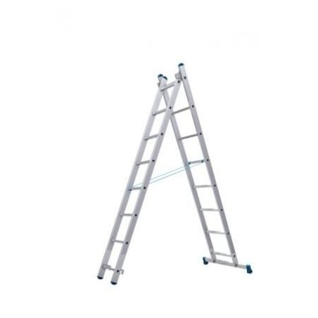 Combination of 2 Sections Starline Ladder