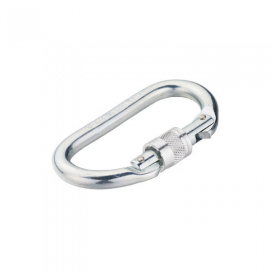Steel Carabiner With 15 Mm...