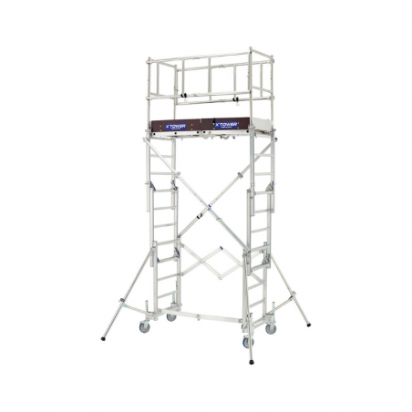 X-Tower - Mobile Scaffolding