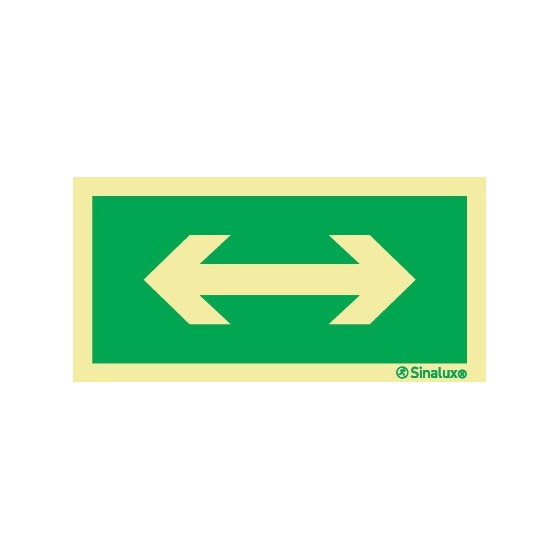 EXIT FROM BOTH SIDES