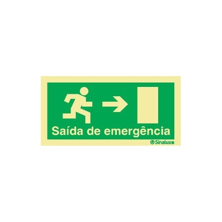 RIGHT EMERGENCY EXIT