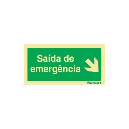 BOTTOM RIGHT EMERGENCY EXIT