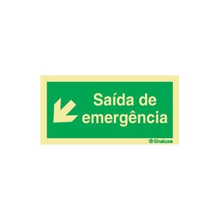 BOTTOM LEFT EMERGENCY EXIT