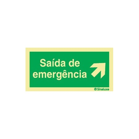 EMERGENCY EXIT TOP RIGHT