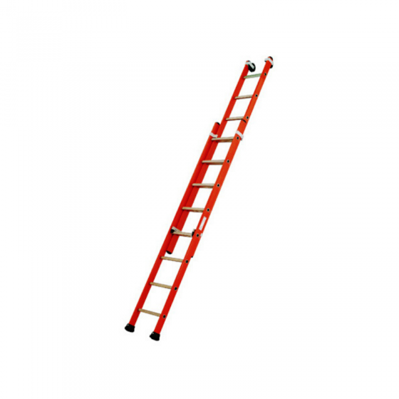 Insulating Extendable Double Ladder
