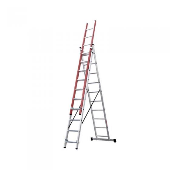 Escada Electra Tripla Com Corda