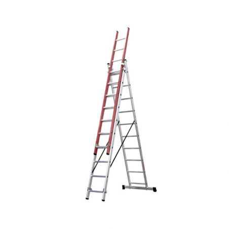 Electra Triple Ladder With Rope