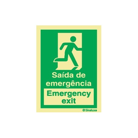 EMERGENCY EXIT RIGHT