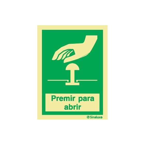 PREMIR PARA ABRIR