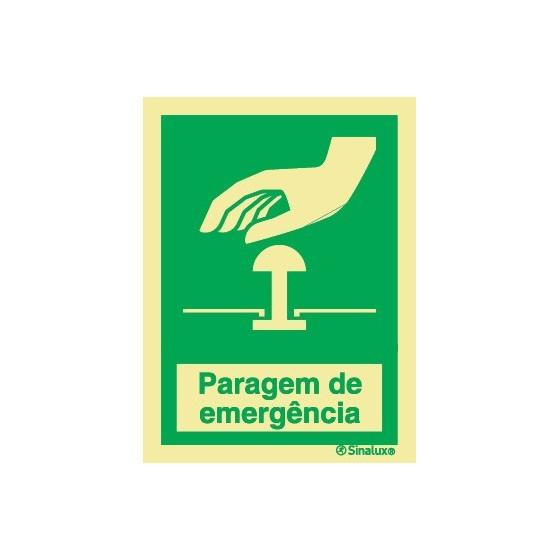 PARAGEM DE EMERGÊNCIA