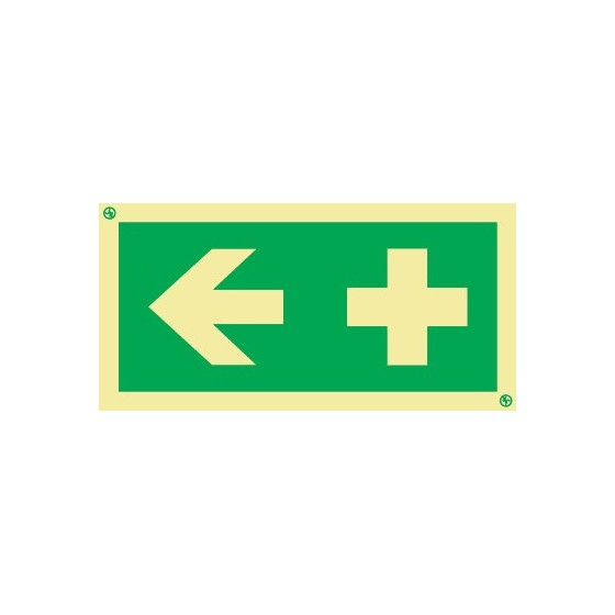 FIRST AID LEFT