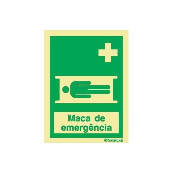 MACA DE EMERGÊNCIA