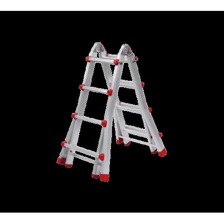 Articulated Telescopic Ladder