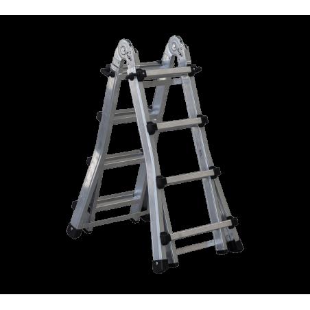 Telescopic Ladder Classik