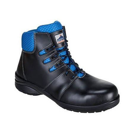 Steelite Lily Ladies Ankle Boot S1P FT49