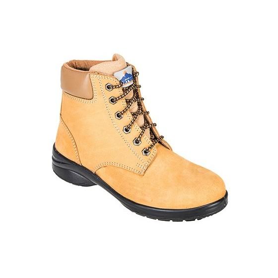 Steelite Louisa Ladies Ankle Boot S3 FT41