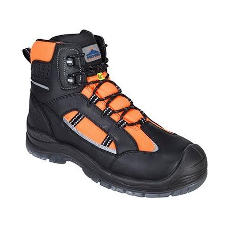 Compositelite Retroglo Hi-Vis Boot S3 WR ESD FC59 Orange