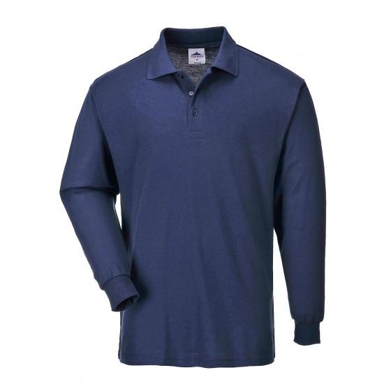 Long Sleeve Polo B212
