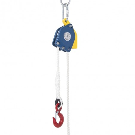 Pulley with automatic brake BP 020