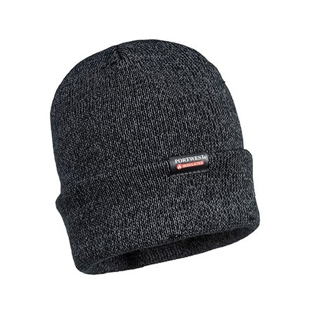 Reflective hat, lined with Insulatex B026