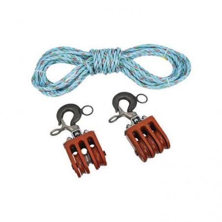 Insulating Hoist 1500 DaN (C400-0915)