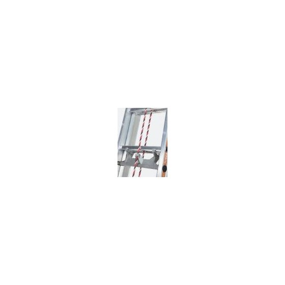 Pronor 2 Sections Rope Operated Ladder