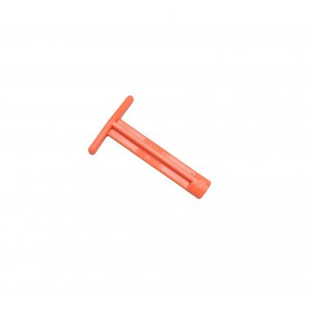Insulating Triangular Key 11 for Cabinet