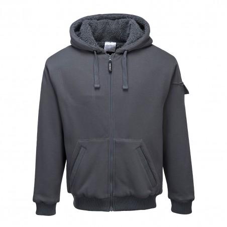 Sweatshirt Pewter KS32