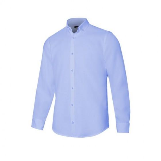Camisa Oxford Stretch Manga Comprida Homem 405004S